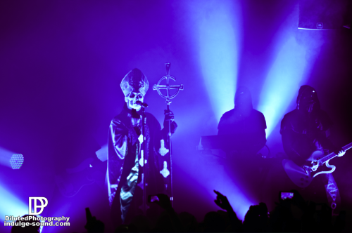 PHOTOS: Ghost - Starlite Room, Edmonton - 1st May 2013.View photos | Follow: TUMBLR | TWITTER | FACEBOOK | YOUTUBE