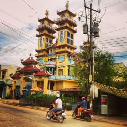 mywanderlustlife:  Chinese temple on Phu Quoc island