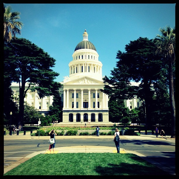 Hometown  (at The State Capitol Building)