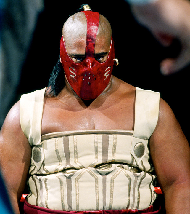 Shitloads Of Wrestling — The Sultan [1996] In 1996, a large masked wrestler...