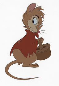 "nitrateglow's favorite characters in no particular order Mrs. Brisby from The Secret of NIMH ""You can unlock any door, if you only have the key."""