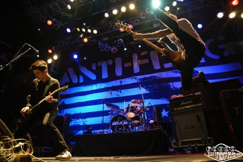 punksinvegas:  Anti Flag March 16, 2013 at the House of Blues in Las Vegas