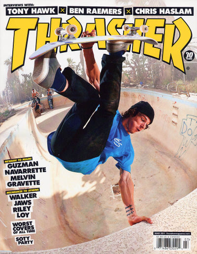 thrash-and-destroy:  Ben Raemers - Handplant