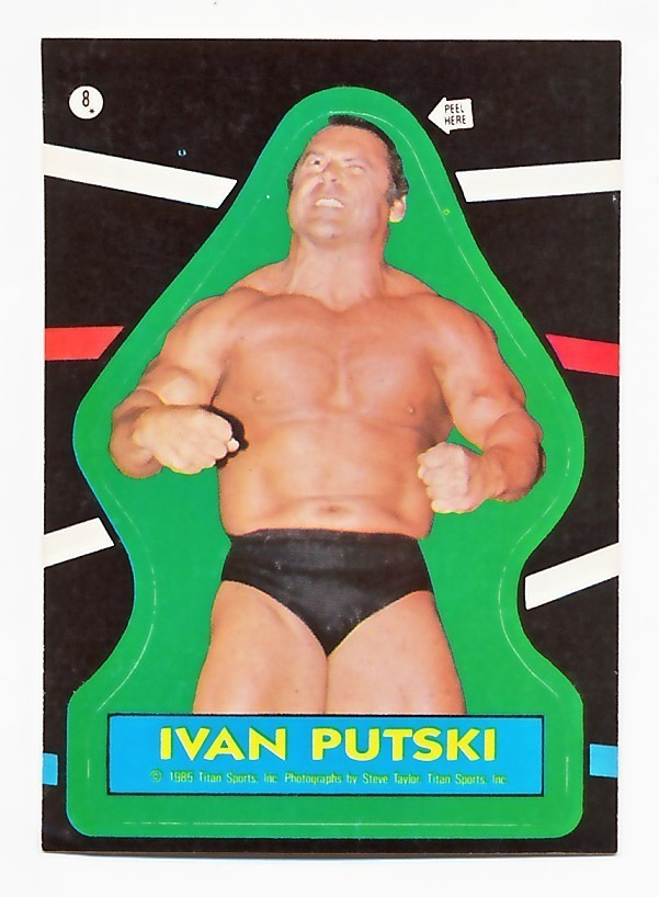 "Happy 72nd, Ivan ""The Polish Hammer"" Putski"