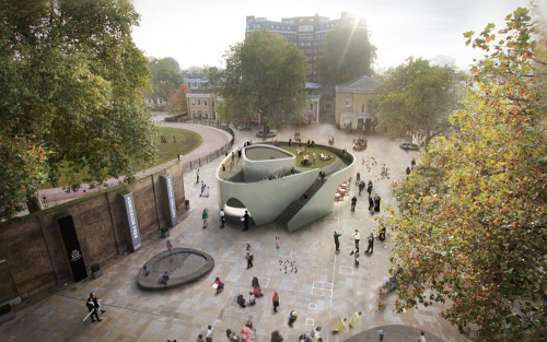 Cadogan Café Winning Proposal by NEX