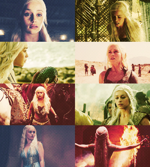 """I have never been nothing. I am the blood of the dragon."""