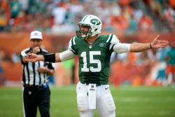 "kickoffcoverage:  - A DAY AFTER BEING CUT BY THE JETS, TIM TEBOW GETS CONTRACT OFFER - Quarterback Tim Tebow was cut by the New York Jets on Monday. On Tuesday, Tebow cleared waivers, which allows him to sign with any team that wants him. Also on Tuesday Tebow got his first contract offer. The only problem is, it's not from an NFL team. It's not even from a CFL team. The offer was extended from the Omaha Beef of the Champions Professional Indoor Football League.But if Tebow were to accept the Beef's offer, (inserted bad, but funny joke No. 1-infinite here) he would only make $75 per game. Yes 7 5, with no zero's. The Beef are already halfway through their 12-game season. Which means Tebow would only make a whooping $450 for six games. That's a lot less than the $2 million that he made last year with the Jets.But one familiar thing the Beef can offer Tebow (giggity) is he would be a backup just like he was with Gang Green. The team already has a starting quarterback who is considered good, by CPIFL standards. James McNear has completed 70 percent of his passes, has thrown 21 touchdowns and has only two interceptions so far this season. And McNear isn't upset that the team is wooing Tebow.""I think Tim can learn a lot from me,"" McNear said. (Photo: Heinz Kluetmeier/Sports Illustrated)"