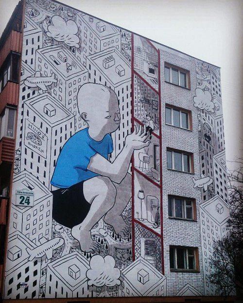 #minsk #belarus #streetart #minskgram #минск #беларусь #минск#belarus#streetart#minskgram#беларусь#minsk