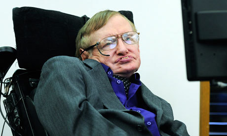 "perscientiamlibertas:  A statement published with Stephen Hawking's approval said his withdrawal was based on advice from academic contacts in Palestine. Image: Facundo Arrizabalaga/EPA Stephen Hawking joins academic boycott of Israel - Physicist pulls out of conference hosted by president Shimon Peres in protest at treatment of Palestinians  Professor Stephen Hawking is backing the academic boycott of Israel by pulling out of a conference hosted by Israeli president Shimon Peres in Jerusalem as a protest at Israel's treatment of Palestinians. Hawking, 71, the world-renowned theoretical physicist and Lucasian Professor of Mathematics at the University of Cambridge, had accepted an invitation to headline the fifth annual president's conference, Facing Tomorrow, in June, which features major international personalities, attracts thousands of participants and this year will celebrate Peres's 90th birthday. Hawking is in very poor health, but last week he wrote a brief letter to the Israeli president to say he had changed his mind. He has not announced his decision publicly, but a statement published by the British Committee for the Universities of Palestine with Hawking's approval described it as ""his independent decision to respect the boycott, based upon his knowledge of Palestine, and on the unanimous advice of his own academic contacts there"". Hawking's decision marks another victory in the campaign for boycott, divestment and sanctions targeting Israeli academic institutions. In April the Teachers' Union of Ireland became the first lecturers' association in Europe to call for an academic boycott of Israel, and in the United States members of the Association for Asian American Studies voted to support a boycott, the first national academic group to do so. In the four weeks since Hawking's participation in the Jerusalem event was announced, he has been bombarded with messages from Britain and abroad as part of an intense campaign by boycott supporters trying to persuade him to change his mind. In the end, Hawking told friends, he decided to follow the advice of Palestinian colleagues who unanimously agreed that he should not attend.  Continue reading"