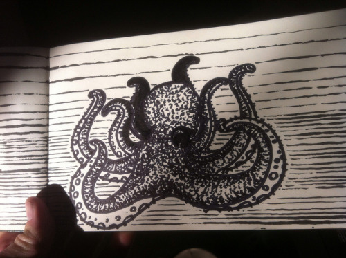 Octodoodle, yos on Flickr.