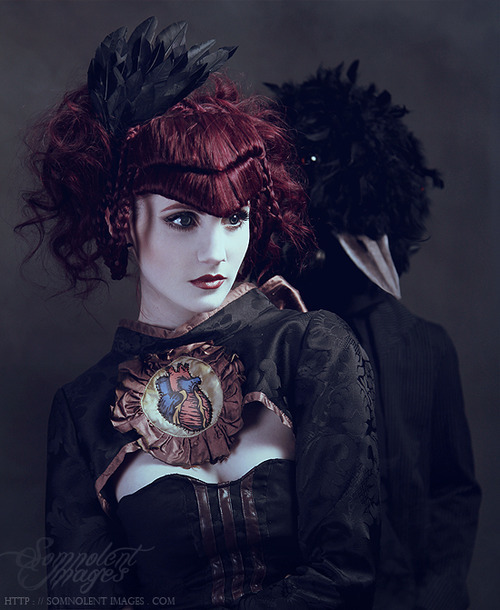 kubreckian:  Steampunk Tendencies-Alter Ego by *SomnolentImages | via Tumblr on @weheartit.com - http://whrt.it/10I7RyO