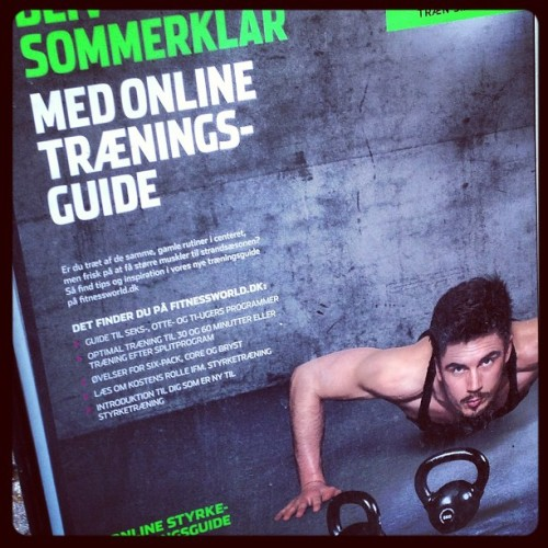 http://www.fitnessworld.dk/nyheder/faa-tips-tricks-og-inspiration-til-din-styrketraening  #fitnessworld #fitness #training #tips #health #healthy #poster #mikaellindstorff #cphfitness #cphtraining #cphhealth