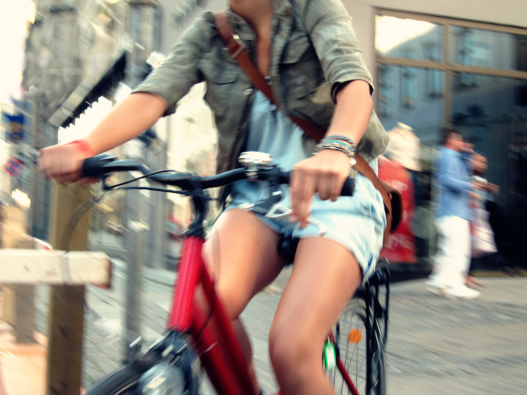 Fashion kobenhavn bike (by oo Felix oo)