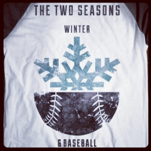 FOUR days! til one season starts & the other ends… #baseball #MLB