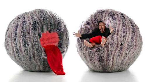 Awesome   Moyee Monster Chair by Jason Goh on design-dautore.com