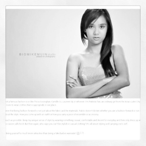 lalalaPatricia's about me section was just updated! www.lalalapatricia.info <3 #lalalapatricia #blog #aboutme