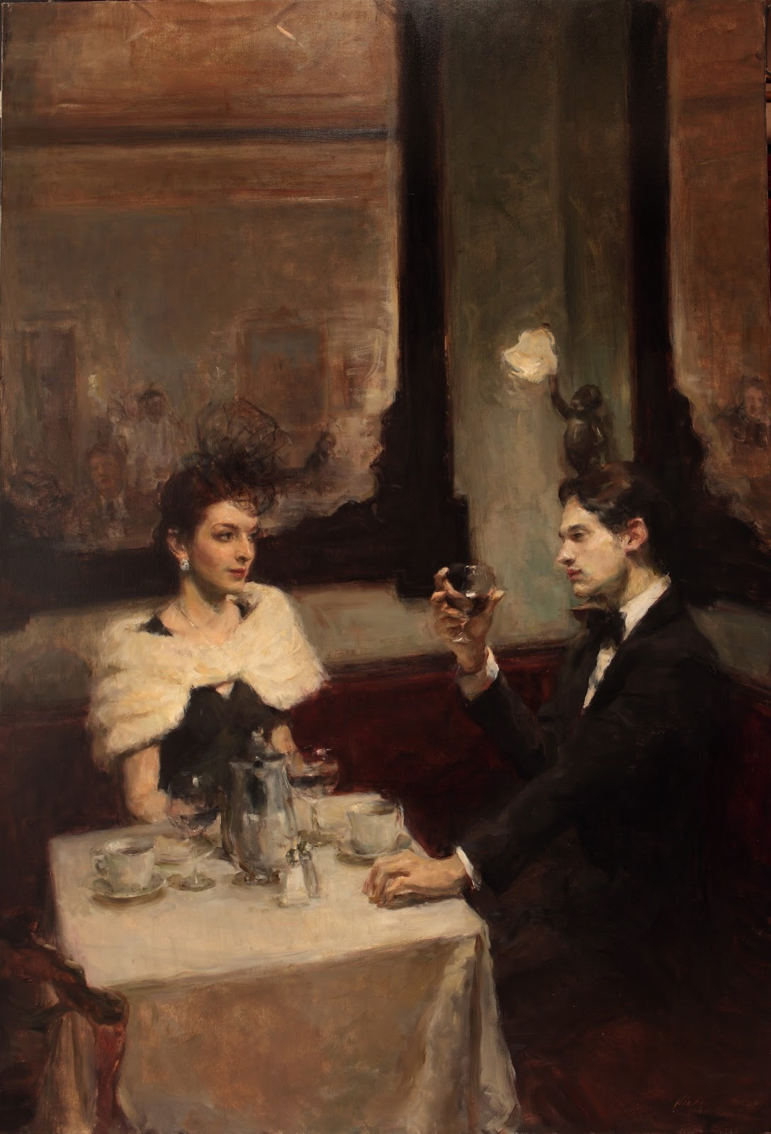 snowce:  Ron Hicks