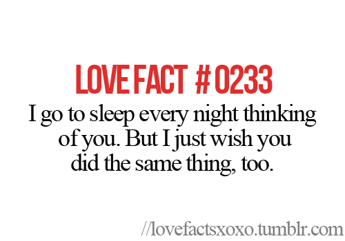 teenagerposts:  FOLLOW THE LOVE FACTS!