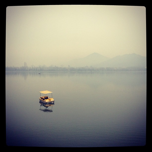 Xuanwu lake, Nanjing China - @elle32- #webstagram