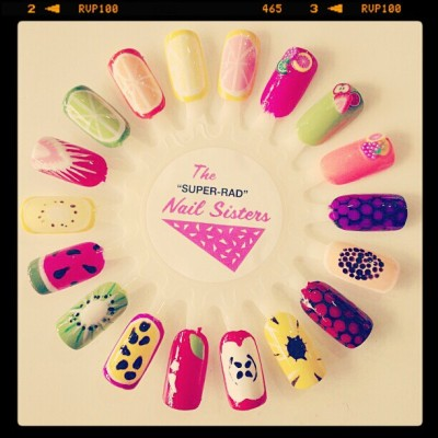 I wannttt :))) #cute #nails #art