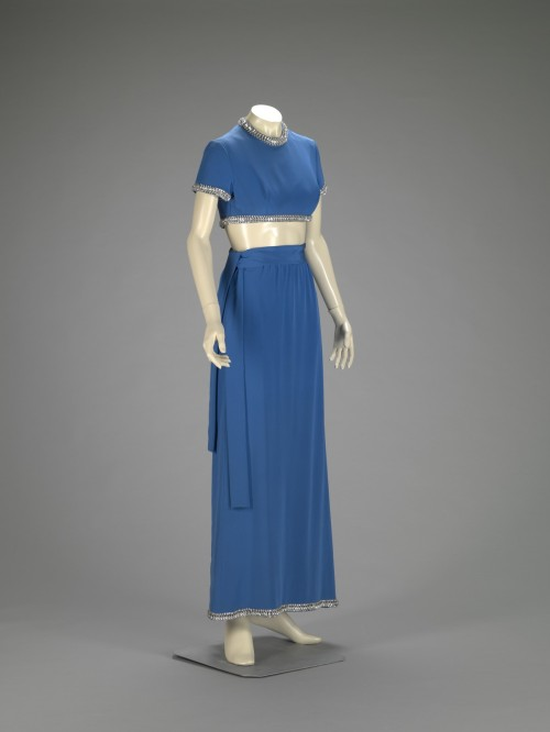 Ensemble Norman Norell, 1967 The Indianapolis Museum of Art