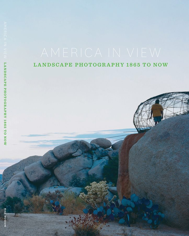 timelightbox:  Photobook fans: Andy Adams' Looking at the Land exhibition closes this weekend. Andy is giving away 3 copies of The RISD Museum of Art's 'America in View' catalog — interested? Follow on this way.