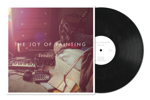 The Joy of Painting's TENDER AGE EP out today! @jopband #musicView Post