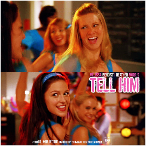 4x11 Sadie Hawkins | Tell Him Requested Alternative Cover Request by danielgleek
