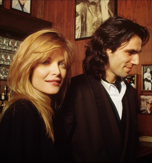 Michelle Pfeiffer & Daniel Day-Lewis