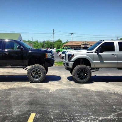 Ford or Chevy??
