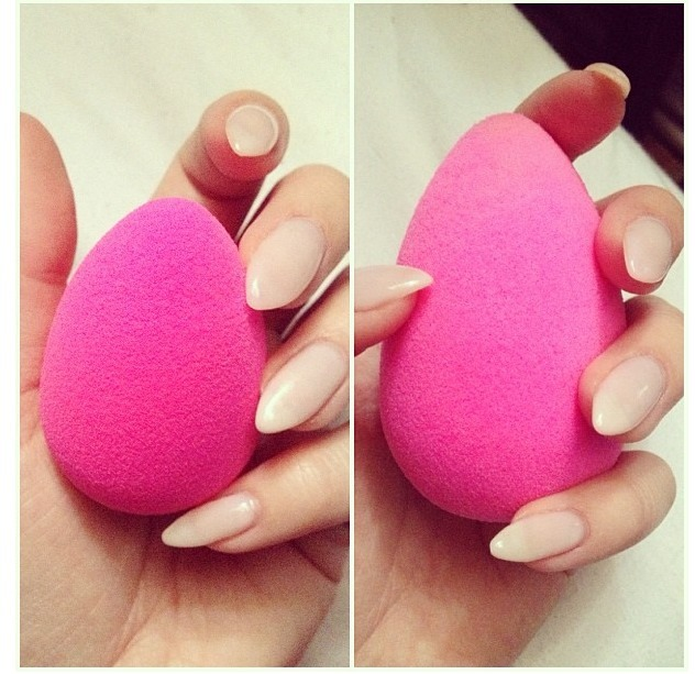 i love my beauty blender! :)