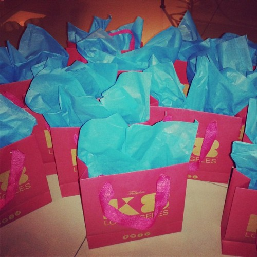 "Win one of these 12 gift bags at #Rockwell #PowerPlantMall's ""31 Days of Summer"" Giveaway! #fashion  (at Rockwell Powerplant Mall, Makati)"