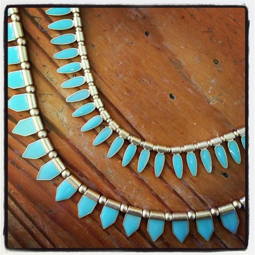 New necklaces! (at Downtown Cowgirl)