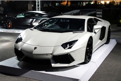 italian-luxury:  Aventador by V12Khan