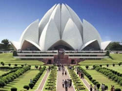 beatpie:  Lotus Temple, Delhi, India