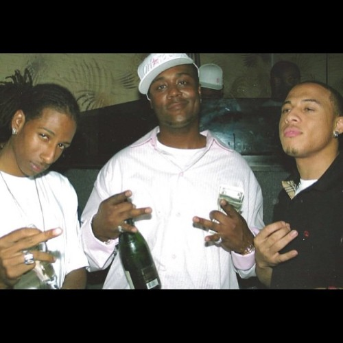 Somebody say ThrowbackThursdays?? Ayo @cheechdon @nigelsparkes whattup!?