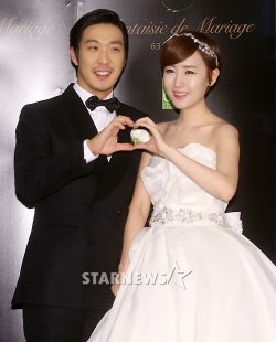Congrats Haha & Byul on your wedding day (30/11/12)