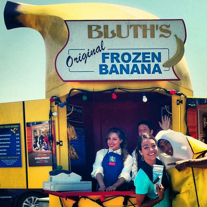 "alyssaisminivan:  ""There's always money in the banana stand""."