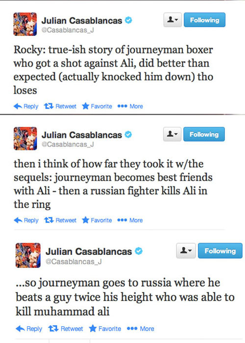 sarcasticandsxe:  Julian and journeyman is the best thing that has happened to us.