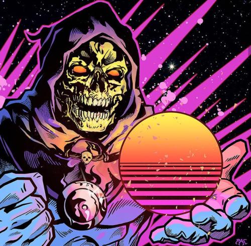 heman masters of the universe synthwave vaporwave seapunk webpunk retrowave retro 80s 90s nostalgic nostalgia lofi lo-fi aesthetic