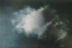 composedorcompose:  Gerhard Richter - wolke cloud