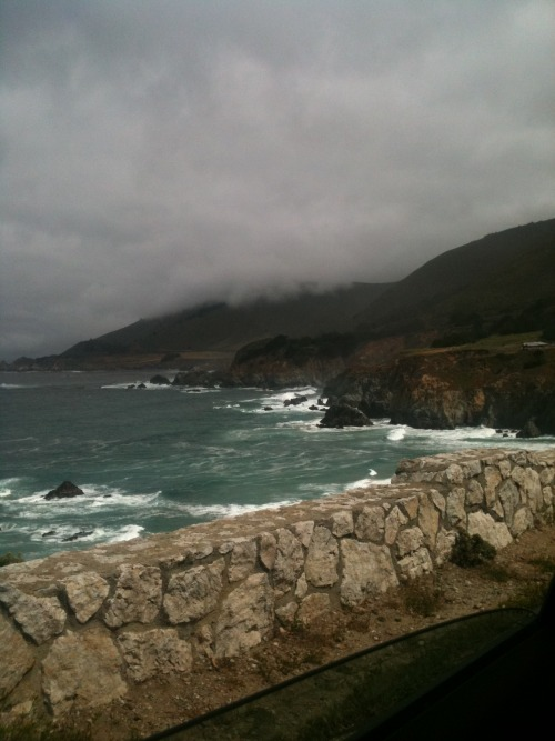 Quick getaway to Monterey and Big Sur. Oh, how I have missed the ocean!
