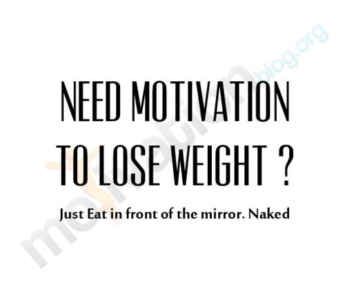 lose weight motivation on Tumblr