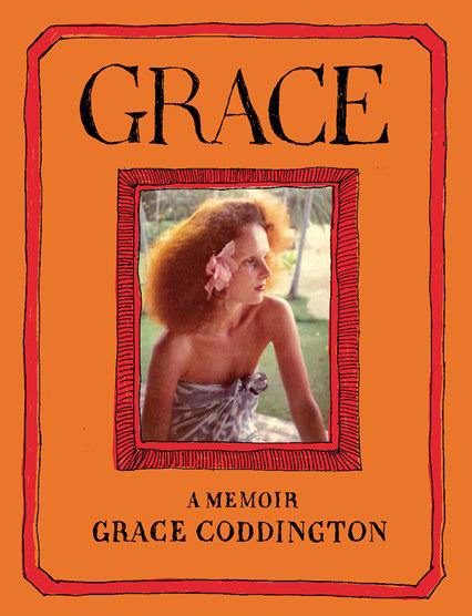 STATE OF GRACE I count myself among the many Grace Coddington fans who didn't even know who she was until watching The September Issue. But I can tell you that I was charmed instantly. So far, just a couple chapters in, I'm equally charmed by her memoir. Also, I kind of have a crush on the cover.