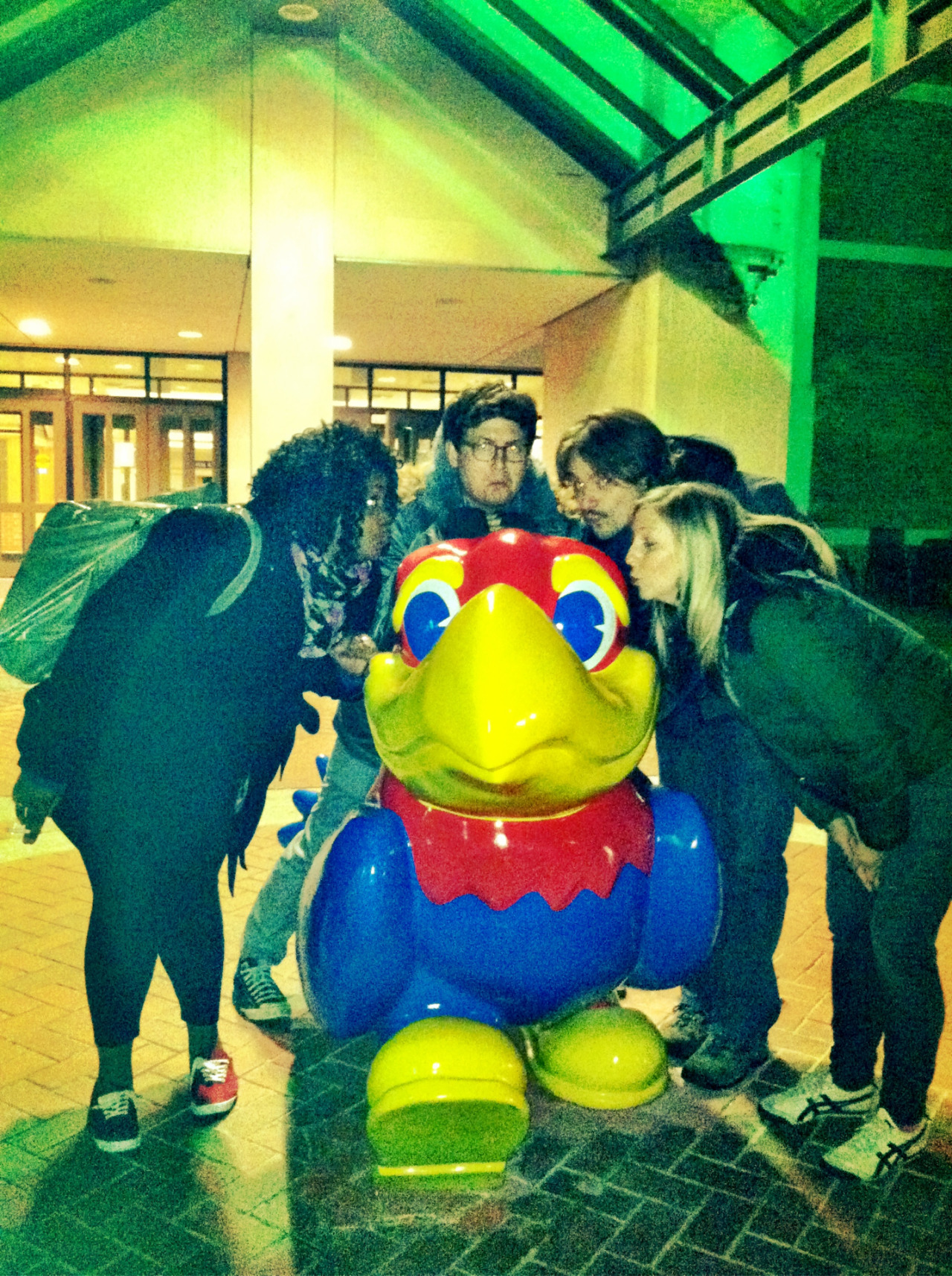 Thanks KU! You're awesome!