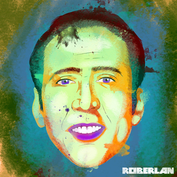 Nicolas Cage on Flickr.