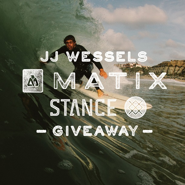 Please go to matixclothing.com and enter to win some Matix clothing and stance socks :)  Meanderingincashmir
