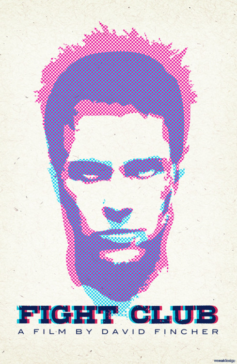 Fight Club by WeEatDesign