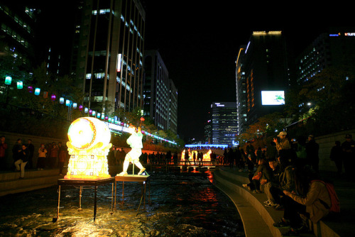 Seoul Lantern Festival by Seoul Korea on Flickr.