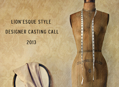 We are holding an open call for the best in the next up and coming designers! Come visit us after the holidays at our Pop Up Shop. Click on the link for more details! http://www.lionesquestyle.com/blogs/press-coverage/7076870-lionesque-style-announces-open-call-for-emerging-brands